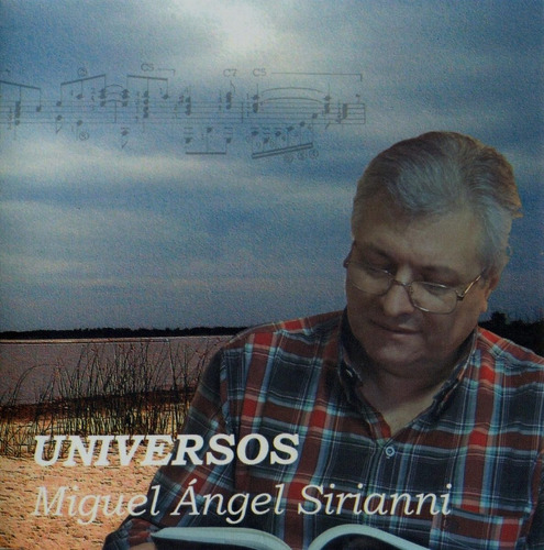 Universos - Miguel Angel Sirianni Cd