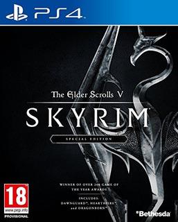 Ps4 The Elder Scrolls V: Skyrim Special Ed