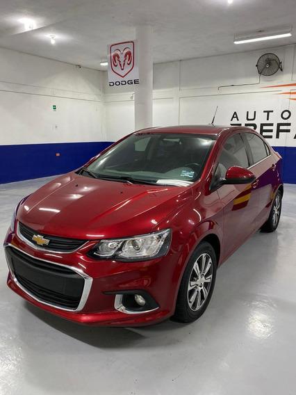 Chevrolet Sonic Aut. Premier 2017