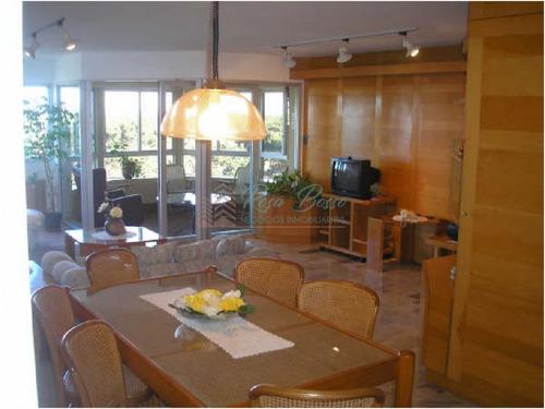 Apartamento En Roosevelt, 4 Dormitorios *- Ref: 2208