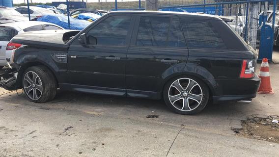 Range Rover Sport Kit Airbag Motor Caixa De Cambio Sucata