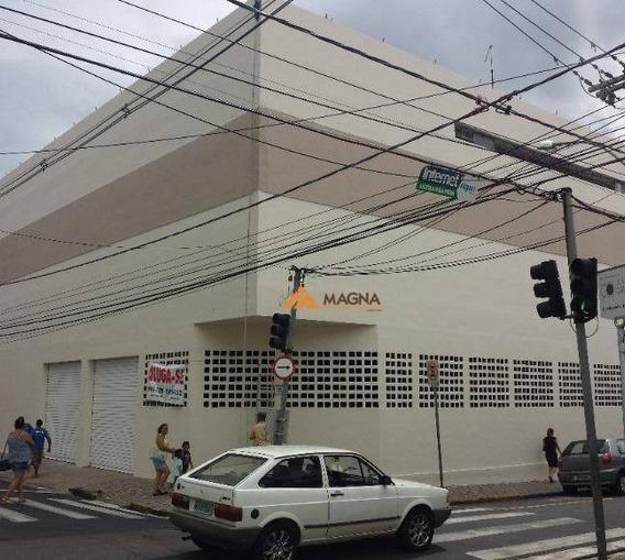Sala Comercial Para Locação, Centro, Franca. - Sa0347