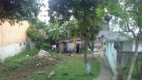 Terreno À Venda, 812 M² Por R$ 800.000,00 - Jardim Gopoúva - Guarulhos/sp - Te0869