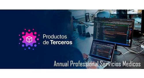 Imagen 1 de 6 de Saint Annual Professional Servicios Medicos