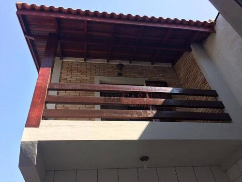 Sobrado À Venda, 127 M² Por R$ 415.000,00 - Penha - São Paulo/sp - So3412
