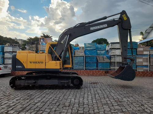 Escavadeira Volvo Ec140 Cat 312d 140 Hyundai R140 Ano 2014