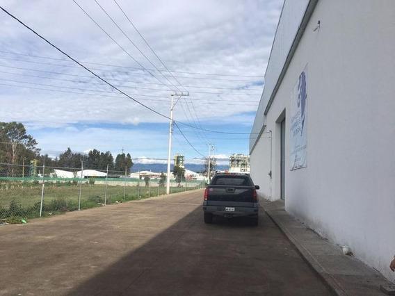 Renta De Bodega 1,500 M2, Federal A Tlaxcala