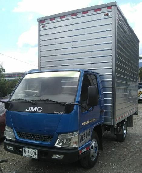 Camion Furgón Jmc En Perfecto Estado