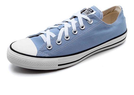 Tênis Converse All Star Ct As Core Ox Azul - Original