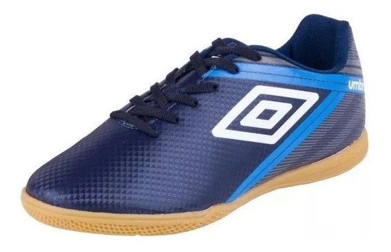 Botines De Futsal Umbro Id Drako Indoor Azul/ Ng 7f72113783
