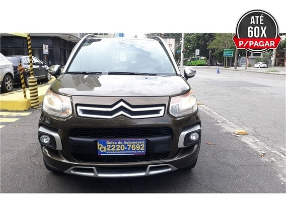Citroen Aircross 1.6 Exclusive Atacama 16v Flex 4p Automátic