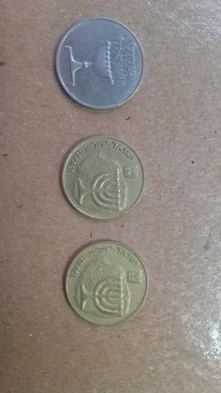 Monedas Israel 1981 1 Sheqel