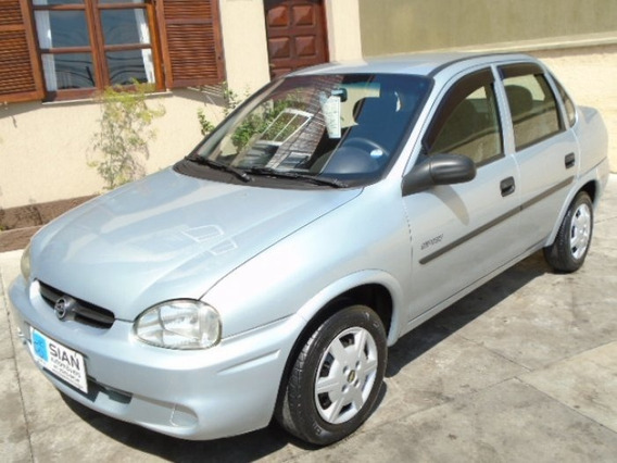 Corsa Sedan 1.0 Mpfi Classic Sedan Spirit 8v Flex 4p Manual