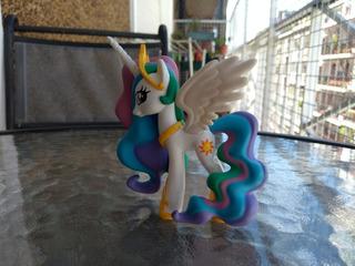 My Little Pony Princesa Celestia Colección Funko Usada Impec