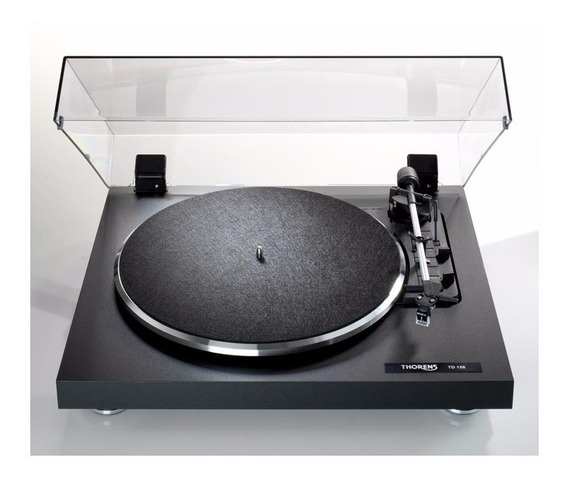 Toca Discos Thorens Td 158 Automatico Made In Germany