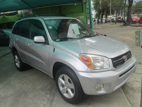 Toyota Rav4 Vagoneta Limited Piel At 2005