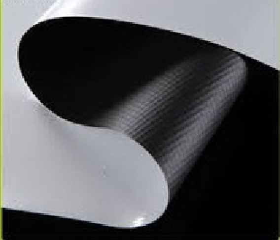 Rollo 1.20x50m Tela Black Out 100% 510gr/m2 Palopoli Bl/neg