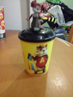 Copo Promocional Do Filme - Alvin E Os Esquilos
