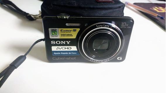 Câmera Sony Cyber Shot Dsc-wx100