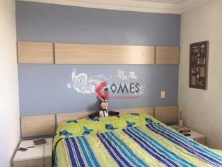 Apartamento Com 2 Dormitórios À Venda, 53 M² Por R$ 240.000,00 - Assunção - São Bernardo Do Campo/sp - Ap2869