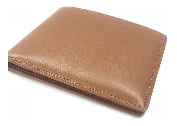 Billetera De Cuero Con Tarjetero Extraible 595 Local Mossi