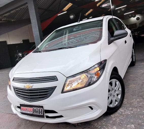 Chevrolet Onix 1.0 Joy 2019 Branco