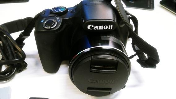 Câmera Digital Canon Sx530hs Super Nova