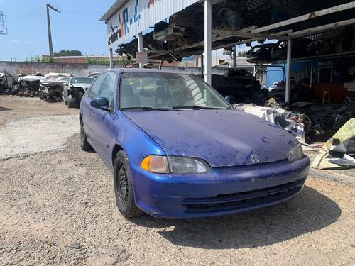 Honda Civic Ex 1994 Sucata Para Retirada De Peças