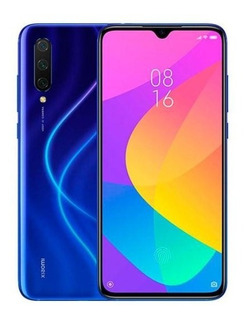 Xiaomi Mi 9 Lite Dual Sim 128 Gb Azul E Preto 6gb Ram Global