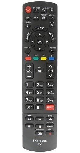 Controle Tv Lcd Panasonic Viera Netflix Tnq2b4903
