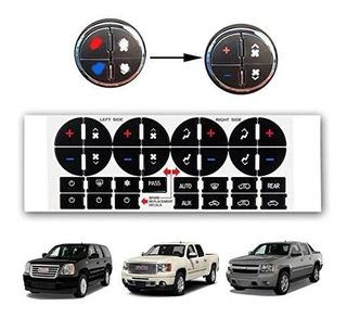 Stickers Calcomania Ac Chevrolet Silverado Doble Cab Tahoe