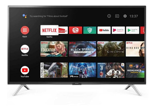 Smart Tv 32 Hitachi Cdh-le32smart17 Negro