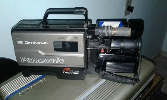 Câmera Panasonic Minimovie Newvicon