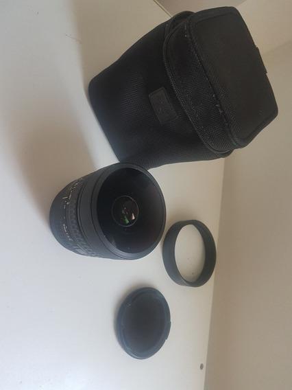 Sigma 8mm F3.5 - Canon