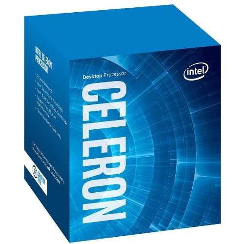 Processador Intel Celeron G3930 S1151 2.9ghz **