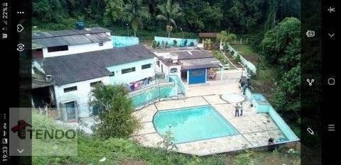 Imagem 1 de 15 de Imob03 - Chácara Com 2 Dormitórios À Venda, 10000 M² Por R$ 595.000 - Jardim Planalto - Suzano/sp - Ch0097