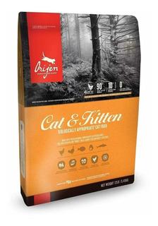 Alimento Orijen Cat And Kitten 12 Libras