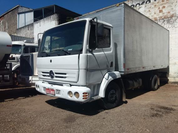 Mb 712c 01/01 C/ Baú 5,5m - R$ 50.000