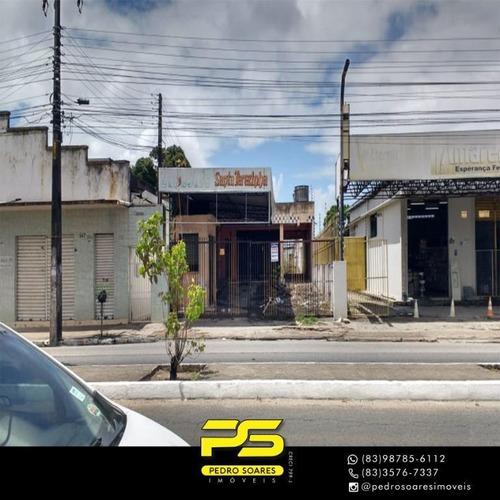Imagem 1 de 1 de Área À Venda, 627 M² Por R$ 600.000 - Cruz Das Armas - João Pessoa/pb - Ar0024