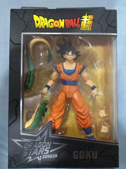 Goku Dragon Stars Novo Na Caixa Compatível Com Sh Figuarts