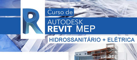 Curso Revit Mep Hidrossanitário + Mep Elétrico