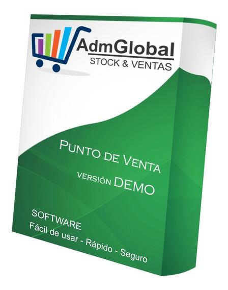 Demo - Punto De Venta Software Programa Admglobal