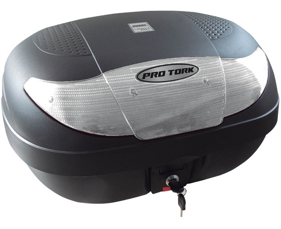 Bauleto Traseiro Para Moto 45 Litros Bp09 Pro Tork