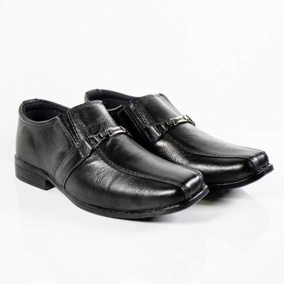 Sapato Infantil Couro Sintético Qualidade Superior