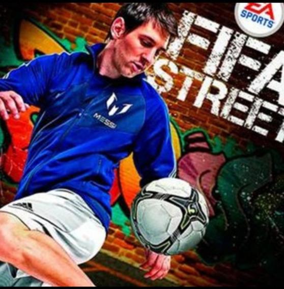 Fifa Street - Mídia Digital - Xbox 360