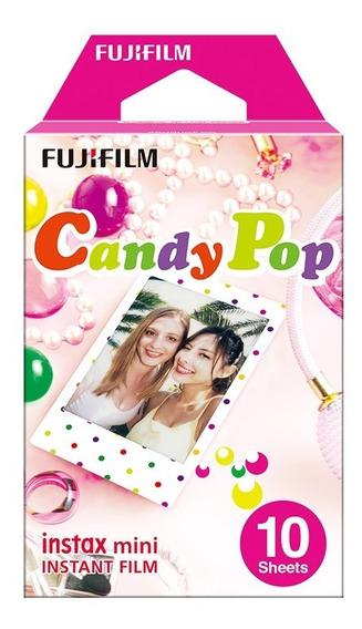 Película Instantánea Fujifilm Instax Mini Candypop