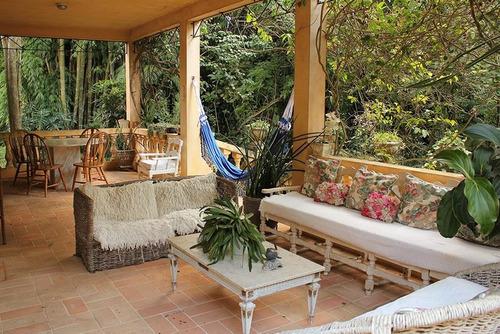 Imagem 1 de 30 de Casa Com 4 Dormitórios À Venda, 1500 M² Por R$ 6.000.000,00 - Granja Viana - Carapicuíba/sp - Ca11666