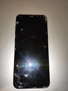 Galaxy S8+ Plus Display E Vidro Quebrados