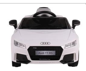 Carro Elétrico Infantil Audi Tt Com Controle Frete Gratis