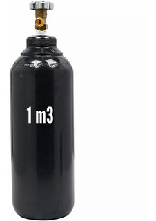 Cil Oxigênio Industrial 1,0 M3 - 7 Litros